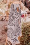 cubrecama, manta, decoración tienda canarias